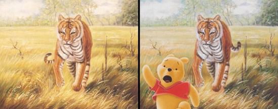Robert Brandenburg's  Winnie The Pooh