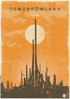 Tomorrowland - Poster Posse 4