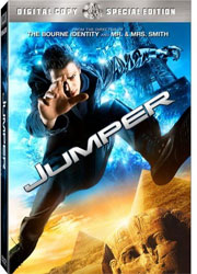 This Week in DVD - Jumper