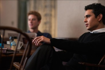 The Social Network Max Minghella