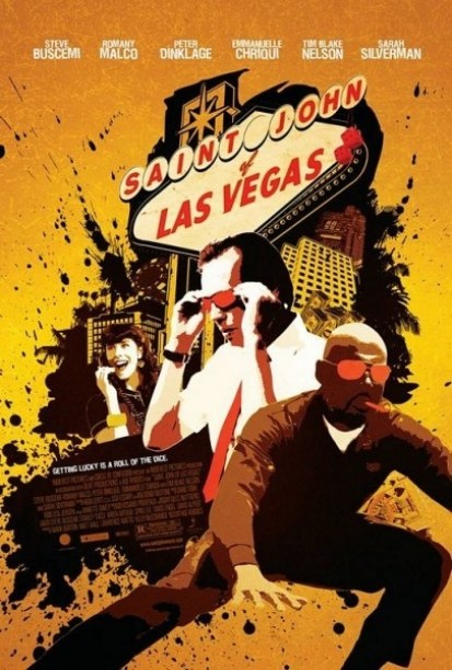 Saint John of Vegas poster