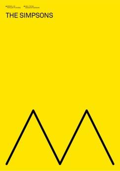 Albert Exergian's The Simpsons Poster