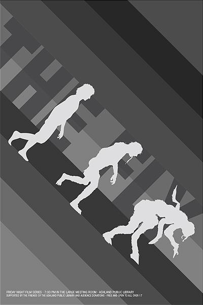 Brandon Schaefer's The Fly Movie Poster