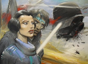 Star Wars: Visions - Enki Bilal