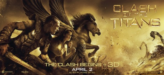 Clash of the Titans Banner