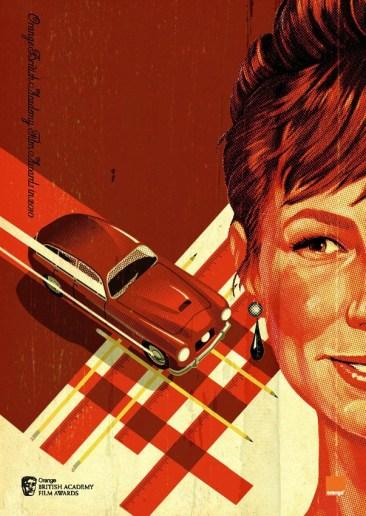 Tavis Coburn's An Education BAFTA Poster