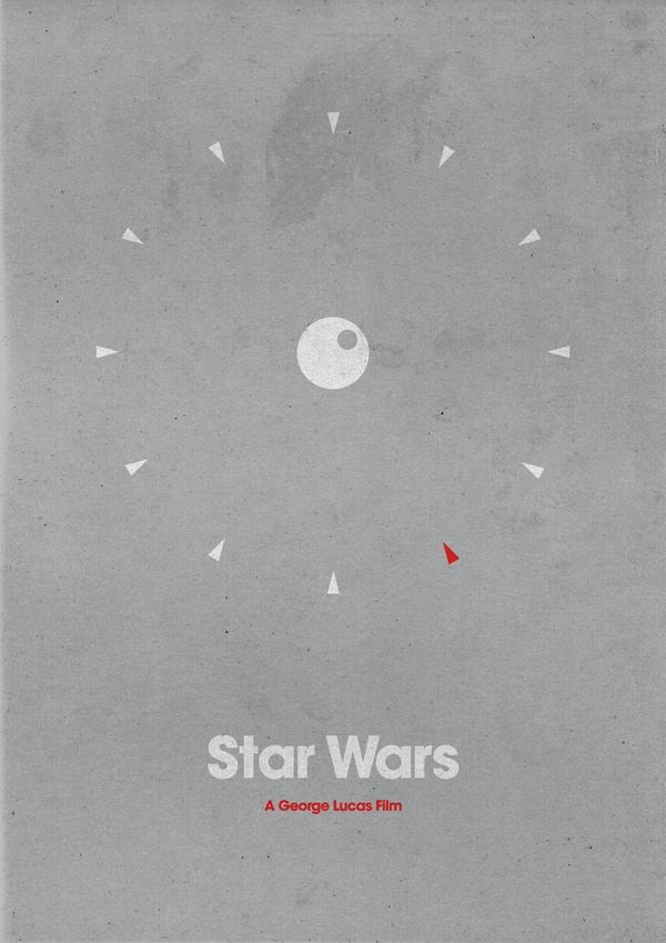Jamie Bolton's Star Wars Movie Poster