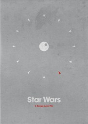 Jamie Bolton's Star Wars Movie Poster