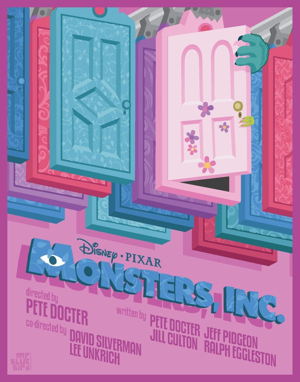 Mario Graciotti's Monsters, Inc