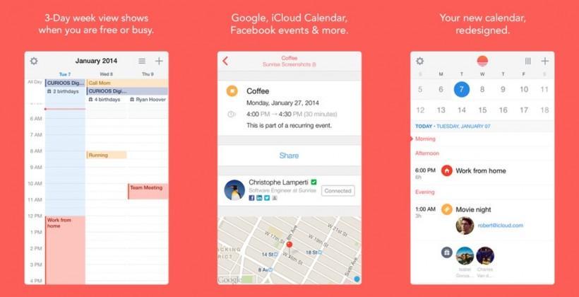 Microsoft reportedly bought calendar app Sunrise - SlashGear