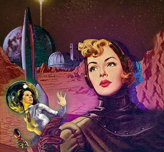 Beautiful Fiction Girl Wallpapers Manned Mission To Mars Female Astronauts Are Cheaper To