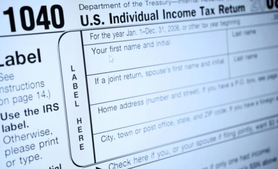 Why are tax forms called \ - tax form