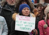 Bathroom predator myth defeats transgender rights in New ...
