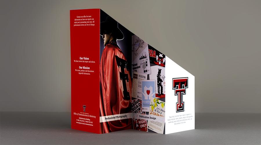 Texas Tech Marketing Brochure Slate Group