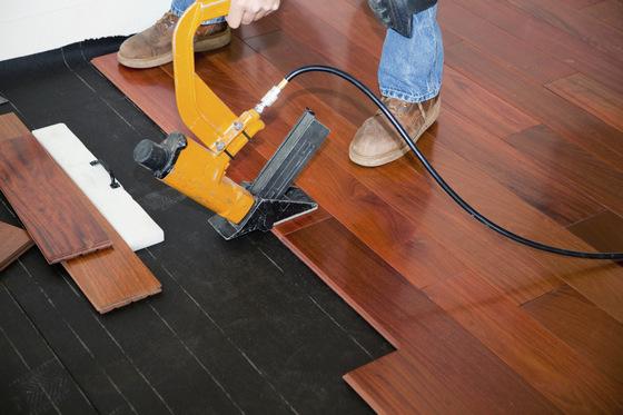 Floating Floor Vs Nail Down Slaughterbeck Floors Inc