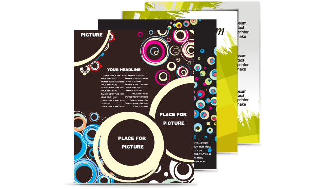 Flyer Printing in Los Angeles Print Flyers with Same Day Pickup