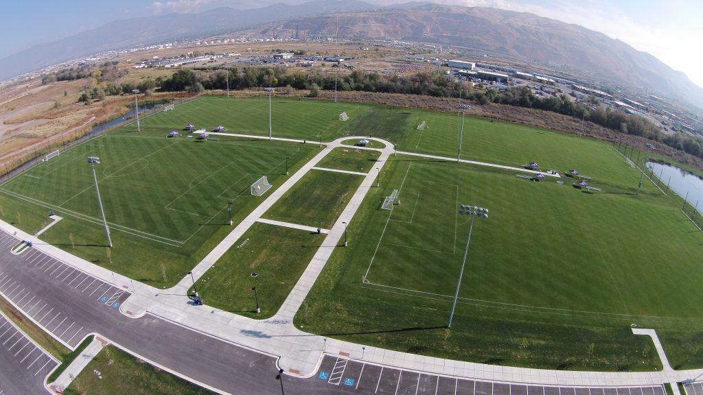 Regional Athletic Complex Parks  Public Lands