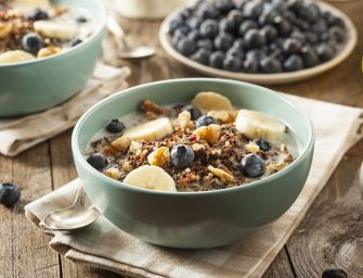 Get a healthy start to your day with these nutrient-dense breakfast foods