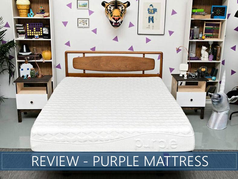 Purple Mattress Review For 2018 Is This Bed Worth The Hype