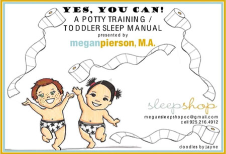 Potty Training Manual and Toddler Sleep Schedule - Infant Sleep