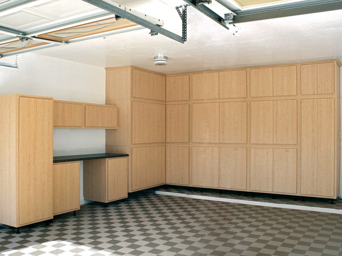 Classic Series Garage Cabinets