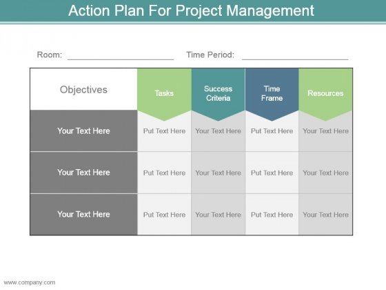 Project plan PowerPoint templates, Slides and Graphics - project plan ppt template