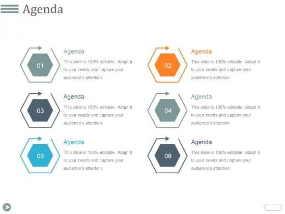 Agenda Ppt PowerPoint Presentation Infographics Template
