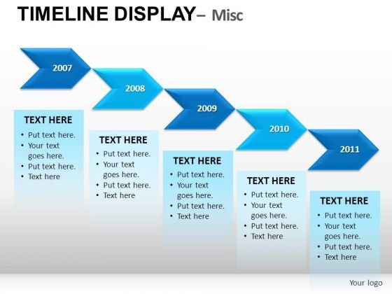 Business PowerPoint templates, Slides and Graphics - powerpoint timeline