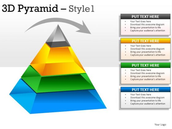 3d PowerPoint templates, Slides and Graphics