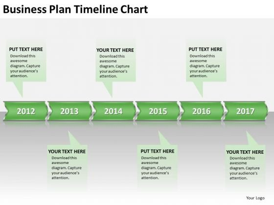 business plan timeline template - template for timeline chart