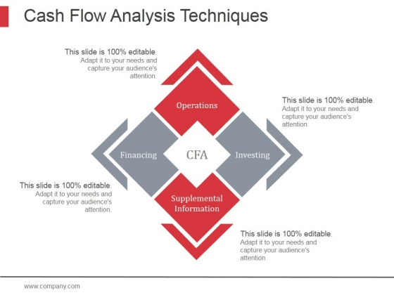 Cash flow PowerPoint templates, Slides and Graphics