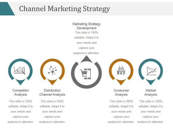 Channel Marketing Strategy Template 1 Ppt PowerPoint Presentation