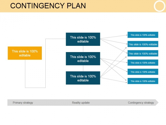 Contingency Plan Template 2 Ppt PowerPoint Presentation Graphics