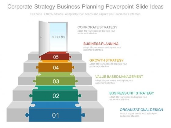 Corporate strategy PowerPoint templates, Slides and Graphics