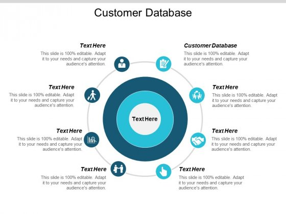 Customer Database Ppt PowerPoint Presentation Gallery Graphic Images