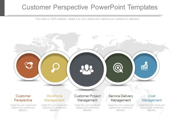 Customer Perspective Powerpoint Templates - PowerPoint Templates
