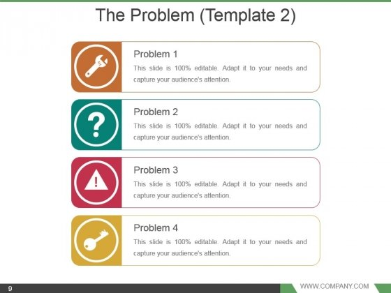 Elevator Pitch Powerpoint Presentation Examples - PowerPoint Templates