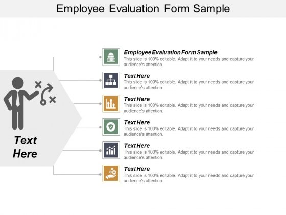 Employee Evaluation Form Sample Ppt Powerpoint Presentation Gallery