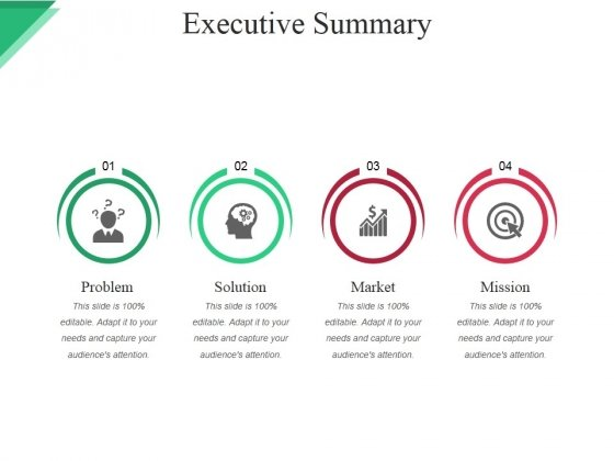Executive Summary Ppt PowerPoint Presentation Pictures Structure
