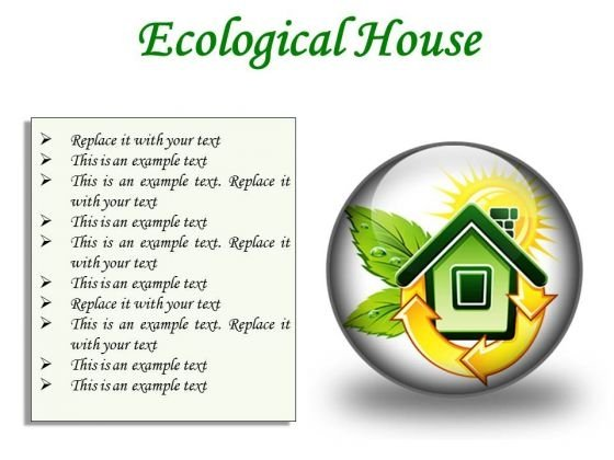 ecological ppt - Towerssconstruction