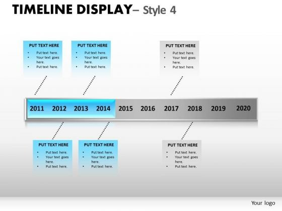 Editable Project Timeline Chart PowerPoint Slides Ppt Templates - template for timeline chart