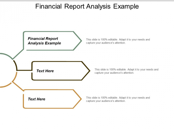 Financial Report Analysis Example Ppt Powerpoint Presentation