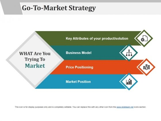 Go To Market Strategy Template 4 Ppt PowerPoint Presentation Show
