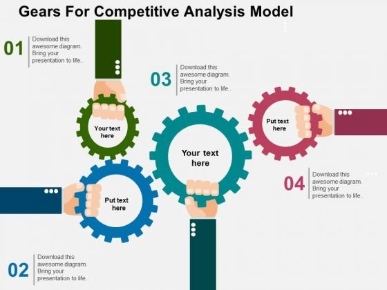 Competitive Analysis PowerPoint templates, backgrounds Presentation - competitors analysis template
