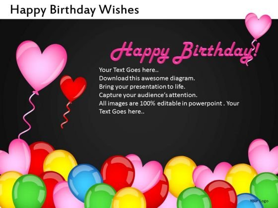 Happy Birthday PowerPoint Templates And Editable Ppt Slides