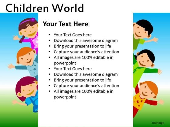Kids PowerPoint Ppt Templates - PowerPoint Templates