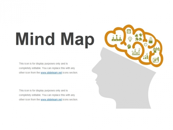 Mind Map Template 2 Ppt PowerPoint Presentation Professional