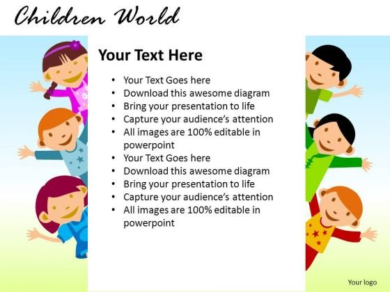 Children PowerPoint templates, Slides and Graphics