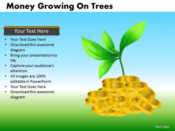 Leaf PowerPoint templates, Slides and Graphics