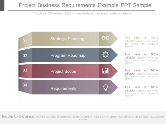 Requirements PowerPoint templates, Slides and Graphics - business requirements document template